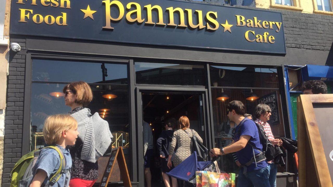 La franquicia Pannus abrió su primer local en Londres